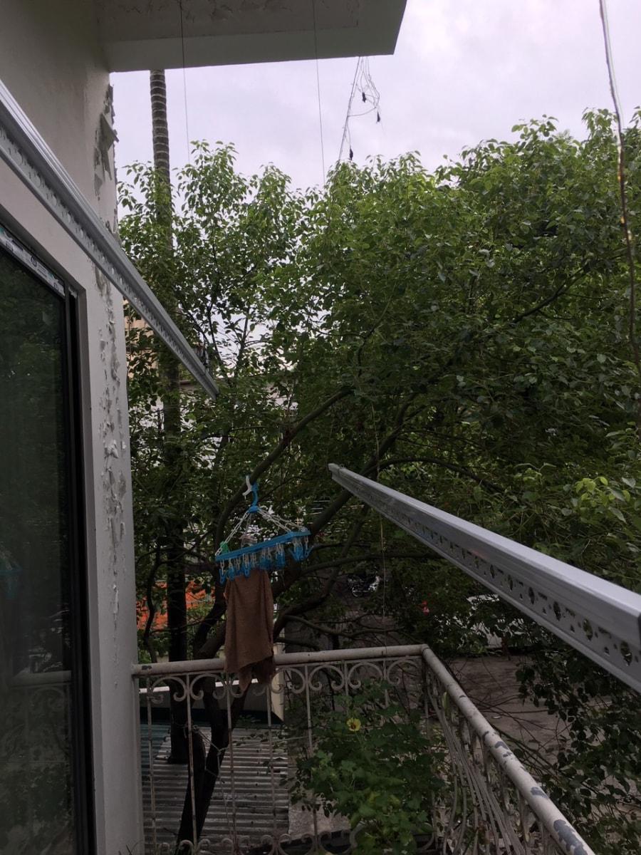 Thay dây cáp giàn phơi HP999B tại Green Star – Bắc Từ Liêm cho nhà Anh Sỹ