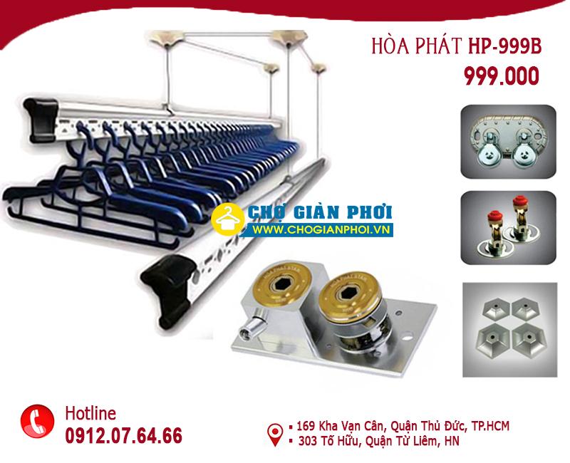 HP 999B 302082018 - Báo giá giàn phơi thông minh giá rẻ