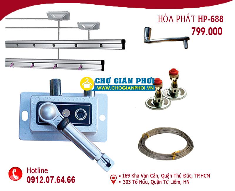 HP688 302082018 - Báo giá giàn phơi thông minh giá rẻ