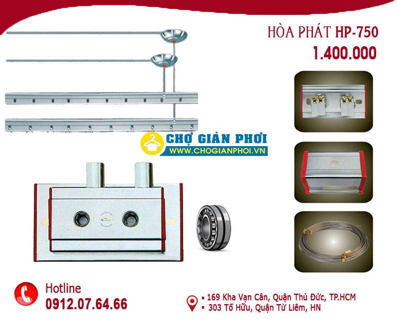 HP750 04092018 - Báo giá giàn phơi thông minh giá rẻ