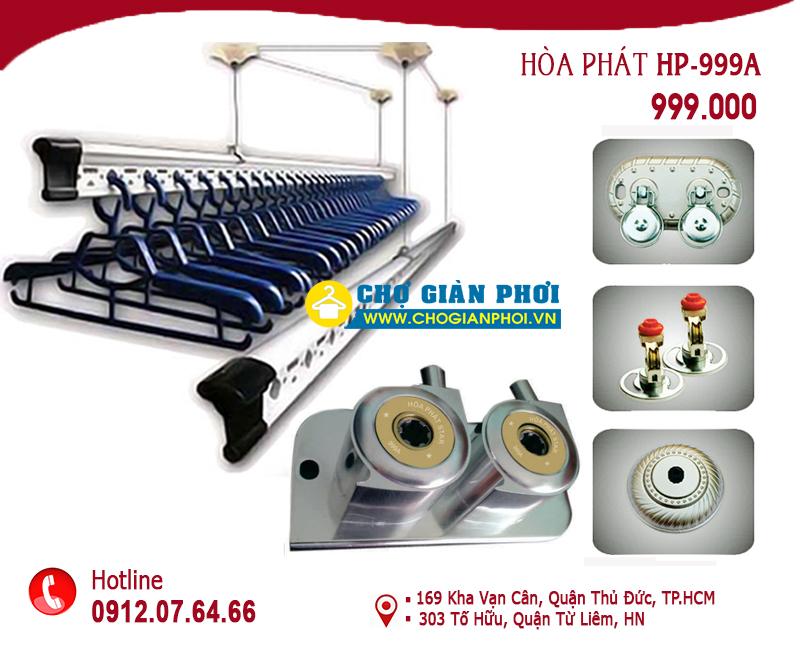 HP999A 302082018 - Báo giá giàn phơi thông minh giá rẻ