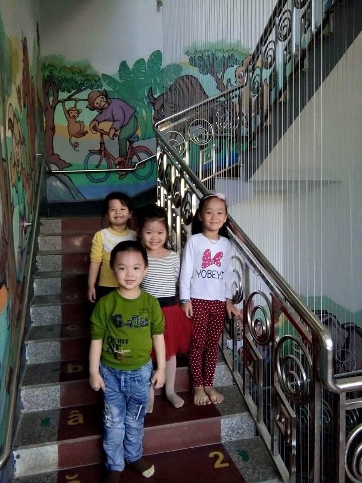 luoi an toan cau thang 2 3 - Lưới an toàn Cầu thang