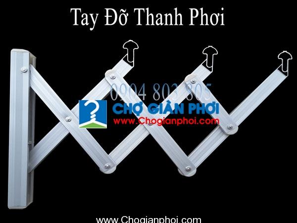 xep tuong han quoc 3 - Giàn phơi xếp tường nhập khẩu hàn quốc HT-16
