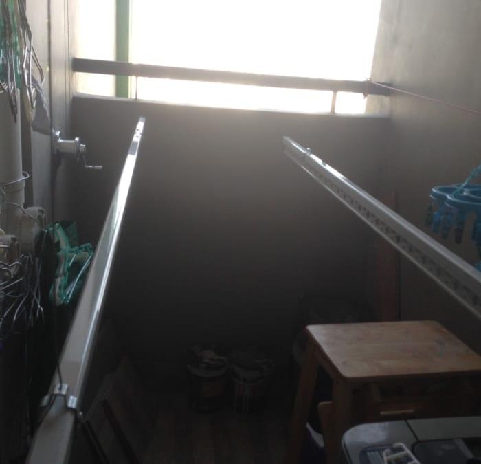 Lắp giàn phơi thông minh chung cư Season Avenue S1 – Hà Đông – HP-701