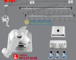 Giàn Phơi Thông Minh SANKAKU SK204 (Model 2020)
