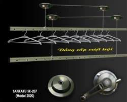 Giàn Phơi Thông Minh SANKAKU SK207 (Model 2020)