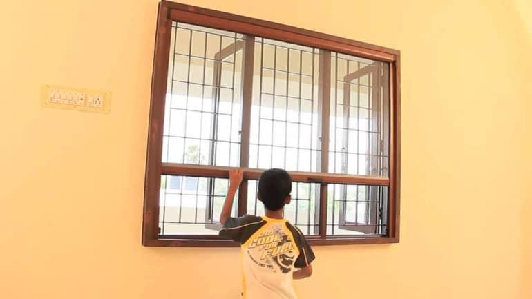 Cửa lưới chống muỗi giúp cho nhà đẹp và thoáng đã