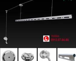 Giàn phơi cao cấp 1 thanh Hoà Phát LUX-9500